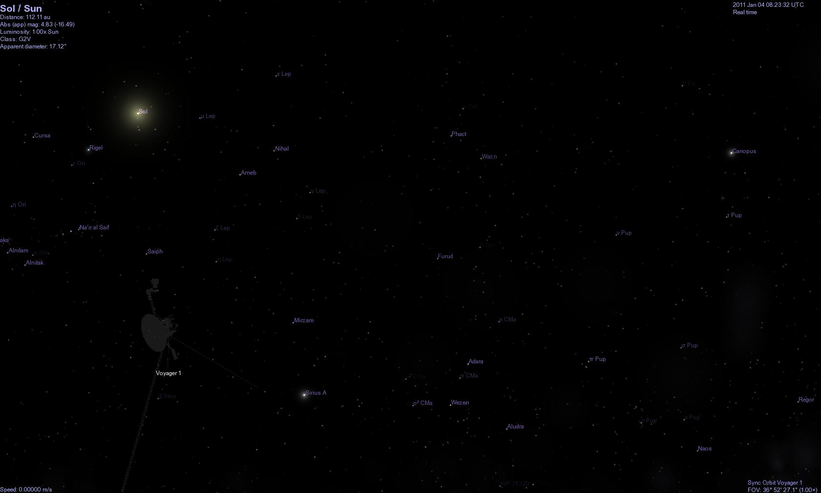 Voyager 1 Latest Images Stars (page 4) - Pics about space